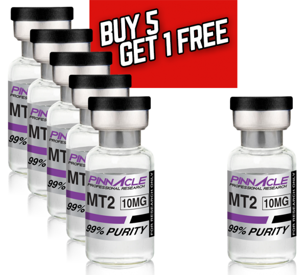 Melanotan 2 10MG | Buy 5 Get 1 Free