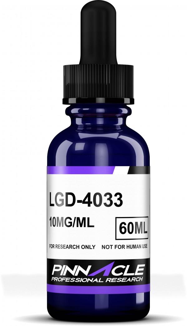 LGD-4033 10MG / ML | 60ML